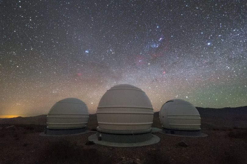 2 Massive Ground Telescopes Key To Space Astronomy