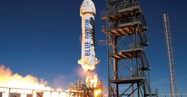Blue Origin Begins Construction Of New Facility For BE4 Engines