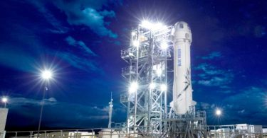 Blue Origin To Send Crew To Space By End Of 2019
