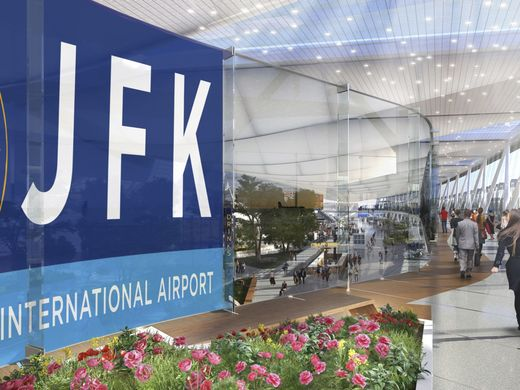 JFK Airport's Terminal 8 To Get $344M For Its Transformation